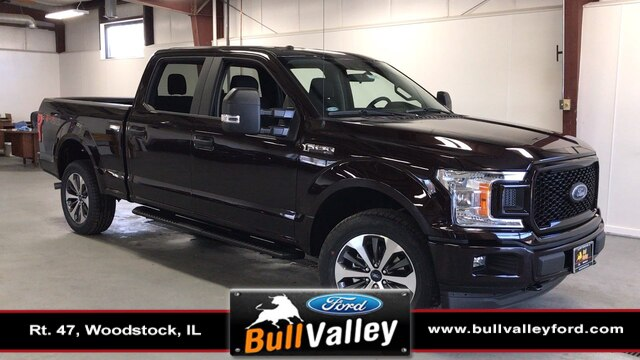 2019 F-150 SuperCrew Cab 4x4, Pickup #92709 - photo 1