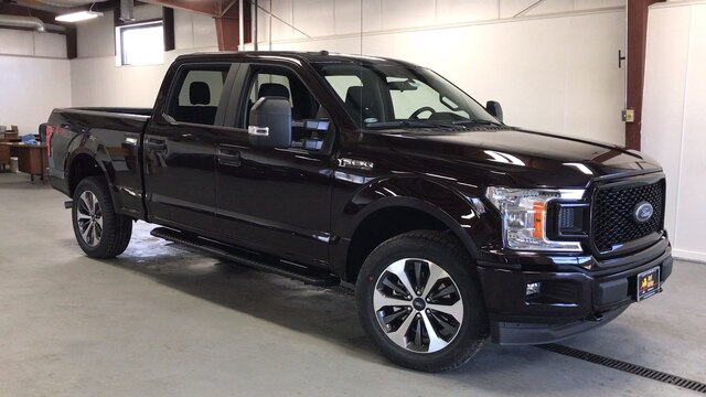 2019 F-150 SuperCrew Cab 4x4, Pickup #92709 - photo 3