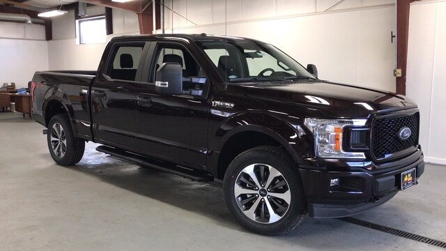 2019 F-150 SuperCrew Cab 4x4, Pickup #92709 - photo 4