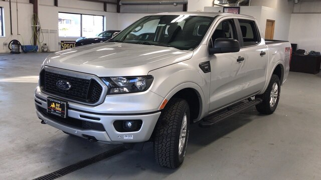 2019 Ford Ranger SuperCrew Cab 4x4, Pickup #92716 - photo 12