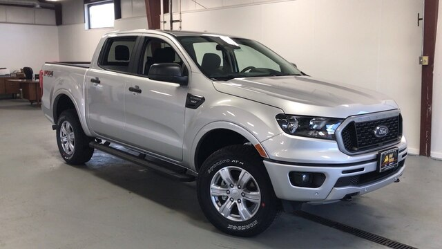 2019 Ford Ranger SuperCrew Cab 4x4, Pickup #92716 - photo 4