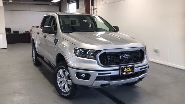 2019 Ford Ranger SuperCrew Cab 4x4, Pickup #92716 - photo 5