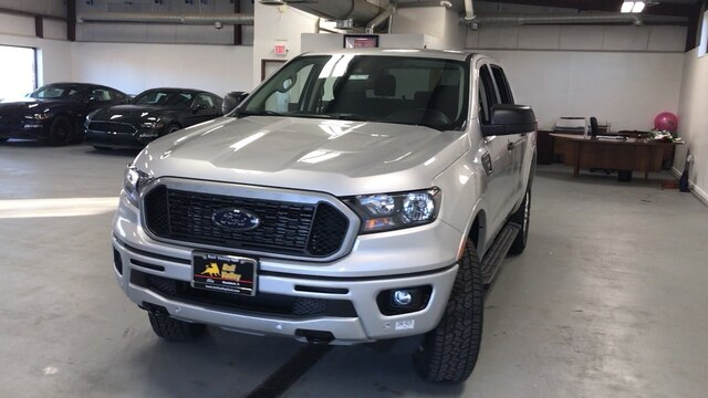 2019 Ford Ranger SuperCrew Cab 4x4, Pickup #92716 - photo 9