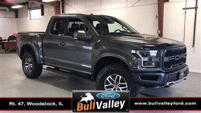 2018 F-150 Super Cab 4x4, Pickup #92738A - photo 1