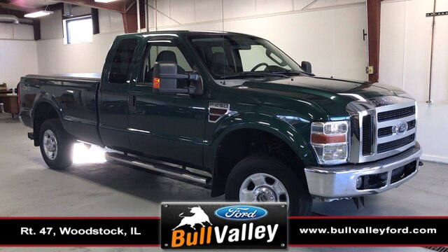 2010 F-250 Super Cab 4x4, Pickup #92746A - photo 1