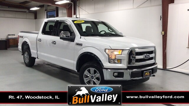 2016 F-150 SuperCrew Cab 4x4, Pickup #P1383A - photo 1