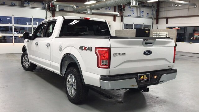 2016 F-150 SuperCrew Cab 4x4, Pickup #P1383A - photo 15
