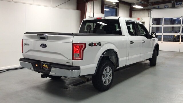 2016 F-150 SuperCrew Cab 4x4, Pickup #P1383A - photo 2