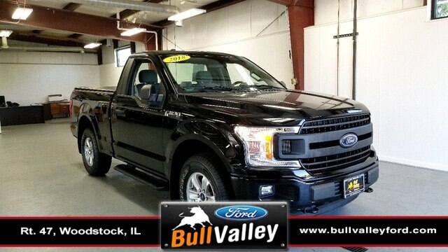 2018 F-150 Regular Cab 4x4,  Pickup #P1565 - photo 1