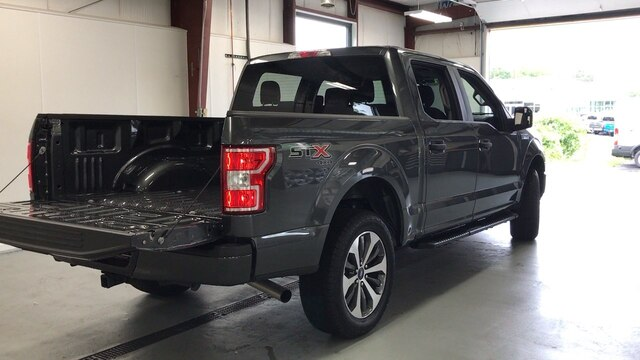 2019 F-150 SuperCrew Cab 4x4, Pickup #P1600 - photo 2