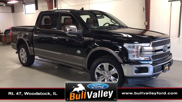2018 F-150 SuperCrew Cab 4x4, Pickup #P1630 - photo 1