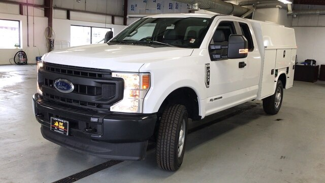 2020 Ford F-350 Super Cab 4x4, Knapheide Service Body #P1636 - photo 4
