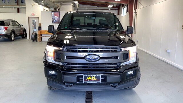 2018 Ford F-150 SuperCrew Cab 4x4, Pickup #P1713 - photo 3