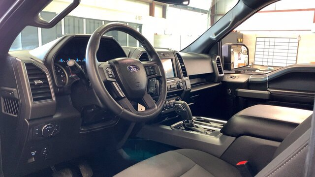 2018 Ford F-150 SuperCrew Cab 4x4, Pickup #P1713 - photo 21