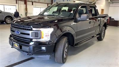 2018 Ford F-150 SuperCrew Cab 4x4, Pickup #P1713 - photo 4