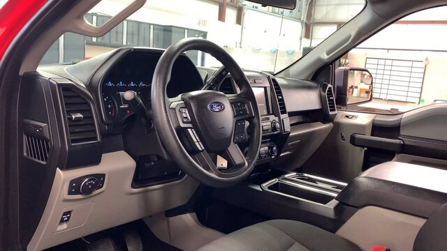 2018 Ford F-150 SuperCrew Cab 4x4, Pickup #P1726 - photo 19
