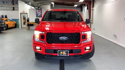 2018 Ford F-150 SuperCrew Cab 4x4, Pickup #P1726 - photo 3