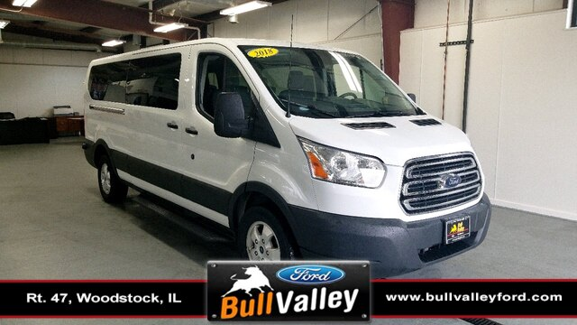 2018 Ford Transit 350 Low Roof 4x2, Passenger Wagon #R1563 - photo 1