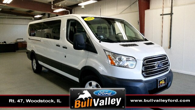 2018 Transit 350 Low Roof 4x2,  Passenger Wagon #R1564 - photo 1