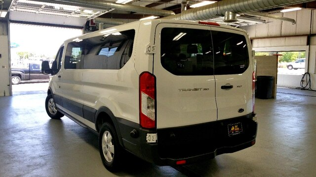 2018 Transit 350 Low Roof 4x2, Passenger Wagon #R1564 - photo 12