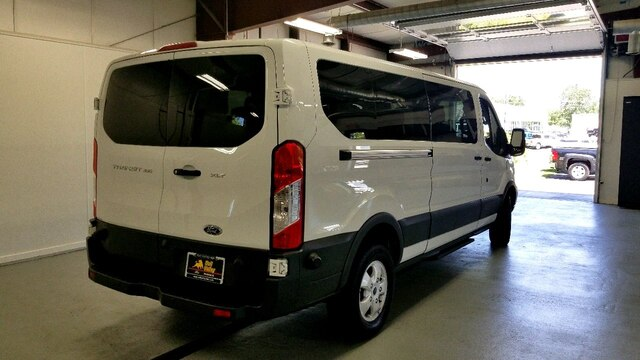 2018 Transit 350 Low Roof 4x2, Passenger Wagon #R1564 - photo 2