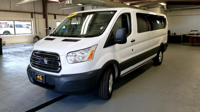 2018 Transit 350 Low Roof 4x2, Passenger Wagon #R1564 - photo 4