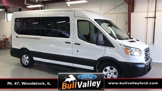 2019 Ford Transit 350 Med Roof 4x2, Passenger Wagon #R1671 - photo 1