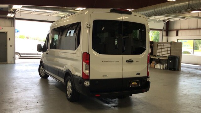 2019 Ford Transit 350 Med Roof 4x2, Passenger Wagon #R1671 - photo 21