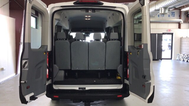 2019 Ford Transit 350 Med Roof 4x2, Passenger Wagon #R1671 - photo 24