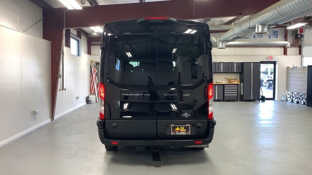 2020 Ford Transit 350 Med Roof RWD, Passenger Wagon #R1722 - photo 20