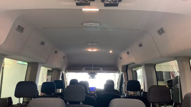2020 Ford Transit 350 Med Roof RWD, Passenger Wagon #R1722 - photo 24