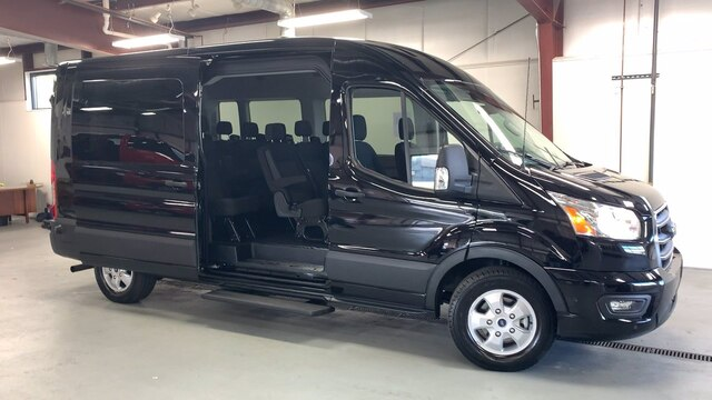 2020 Ford Transit 350 Med Roof RWD, Passenger Wagon #R1722 - photo 27