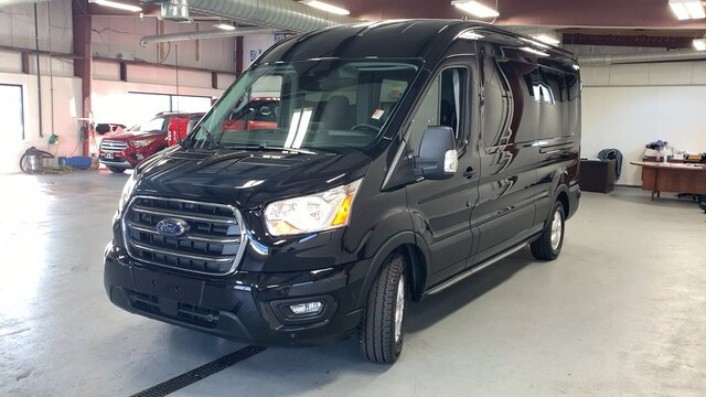 2020 Ford Transit 350 Med Roof RWD, Passenger Wagon #R1722 - photo 4