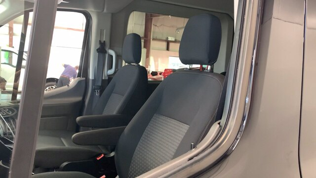 2020 Ford Transit 350 Med Roof RWD, Passenger Wagon #R1722 - photo 5