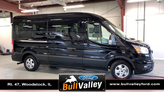 2020 Ford Transit 350 Med Roof RWD, Passenger Wagon #R1724 - photo 1