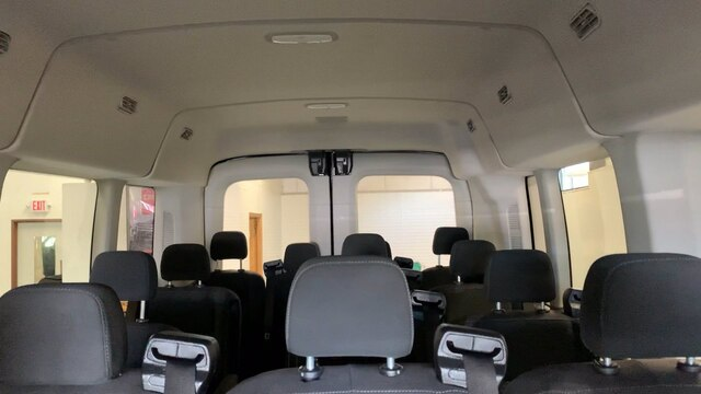 2020 Ford Transit 350 Med Roof RWD, Passenger Wagon #R1724 - photo 17