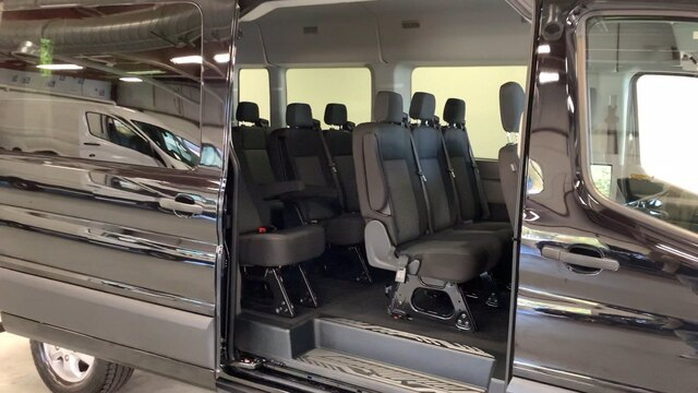 2020 Ford Transit 350 Med Roof RWD, Passenger Wagon #R1724 - photo 26