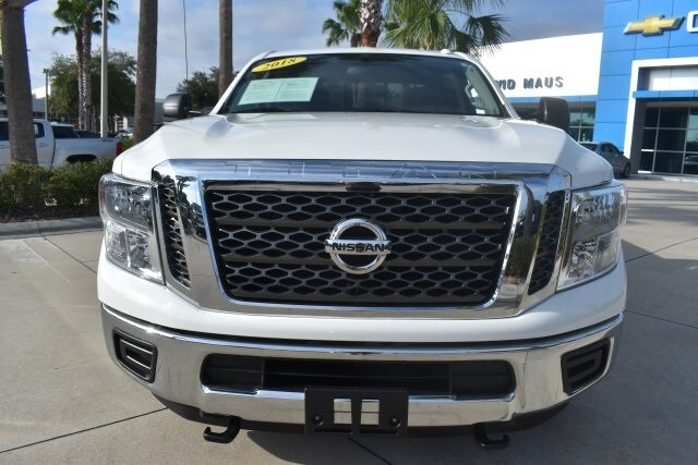 2018 Titan XD Crew Cab, Pickup #K1216323A - photo 3