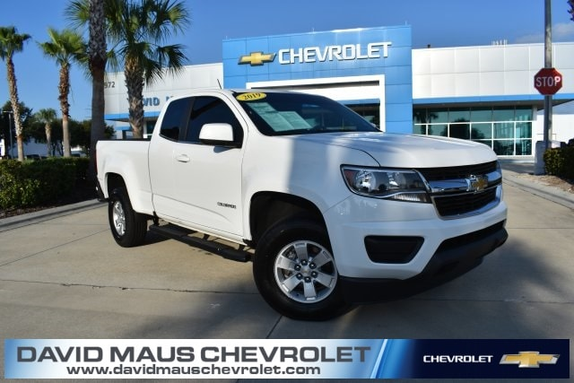 2019 Colorado Extended Cab 4x2,  Pickup #K1259751A - photo 1