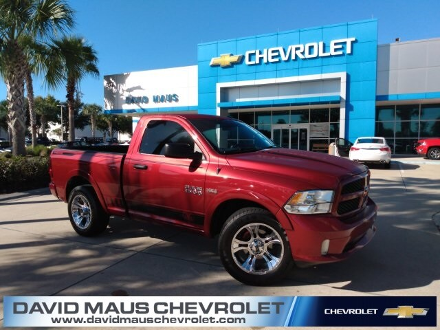 2013 Ram 1500 Regular Cab 4x2,  Pickup #K1350387C - photo 1