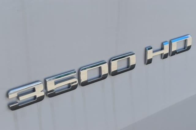 2019 Silverado 3500 Regular Cab DRW 4x4,  Knapheide PGNB Gooseneck Platform Body #KF199168 - photo 5