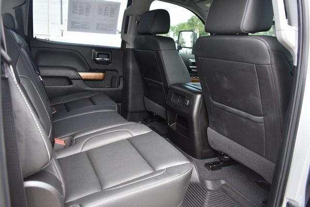 2019 Chevrolet Silverado 2500 Crew Cab 4x4, Pickup #MG270992A - photo 15
