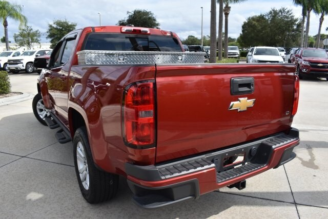2016 Colorado Crew Cab 4x2, Pickup #KG104097B - photo 5