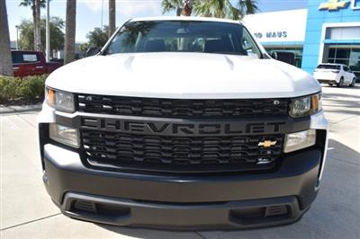 2019 Silverado 1500 Crew Cab 4x2, Pickup #KG127887 - photo 4