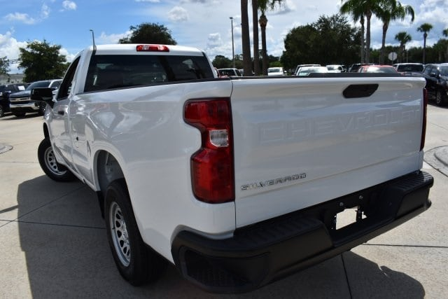 2019 Silverado 1500 Regular Cab 4x2, Pickup #KG225849 - photo 2
