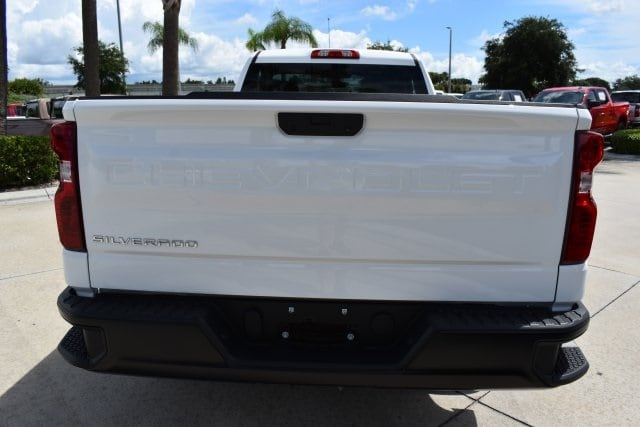 2019 Silverado 1500 Regular Cab 4x2, Pickup #KG225849 - photo 4