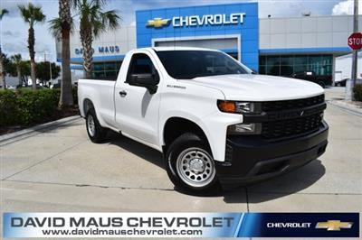 2019 Silverado 1500 Regular Cab 4x2, Pickup #KG225849 - photo 1