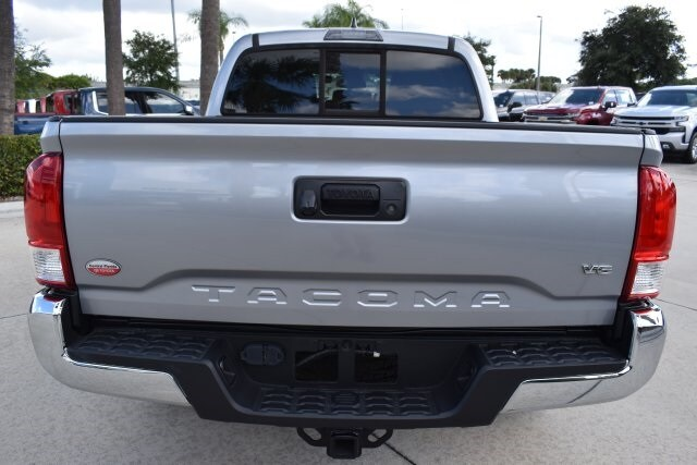 2017 Tacoma Double Cab 4x2, Pickup #KG258286A - photo 7