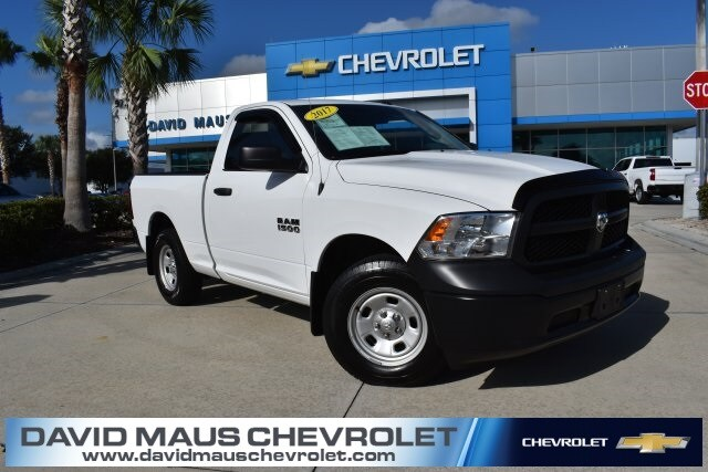 2017 Ram 1500 Regular Cab 4x2,  Pickup #KG290903A - photo 1