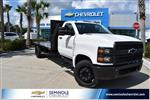 2019 Silverado 5500 4x2, Action Fabrication Platform Body #KH413199 - photo 1
